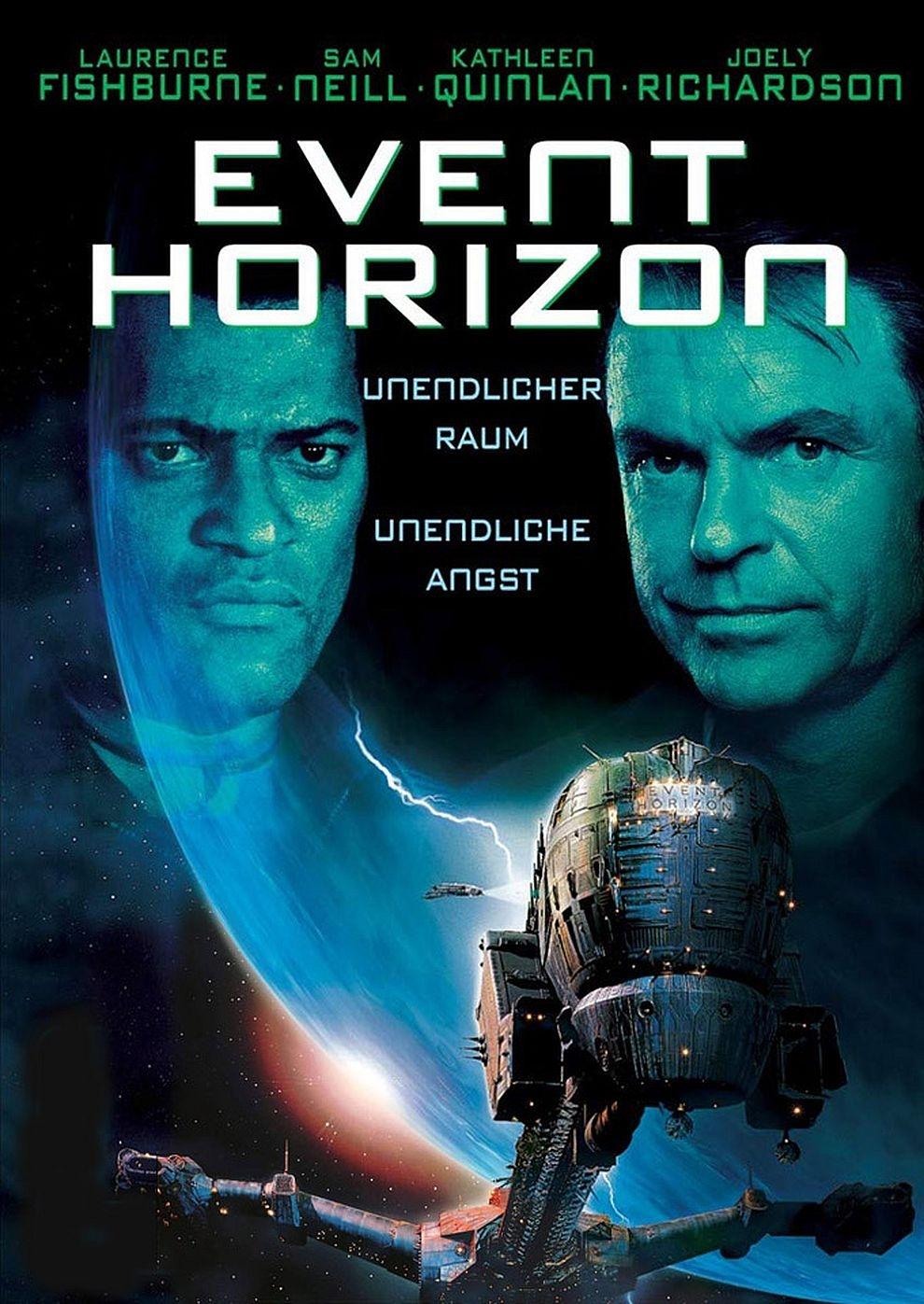 Event Horizon - Am Rande des Universums (Poster)