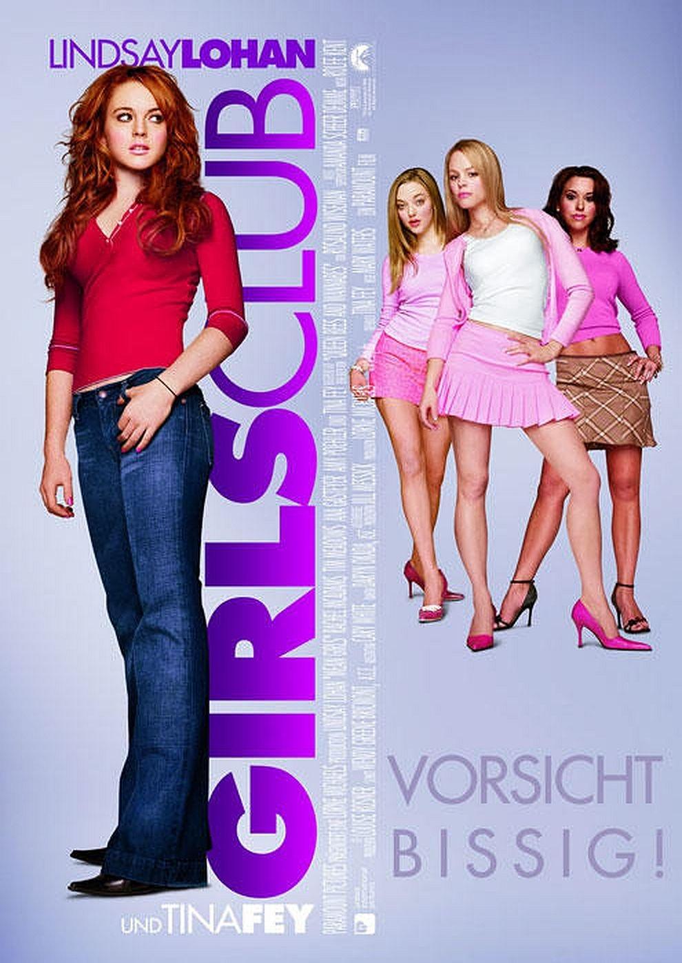 Girls Club - Vorsicht bissig! (Poster)