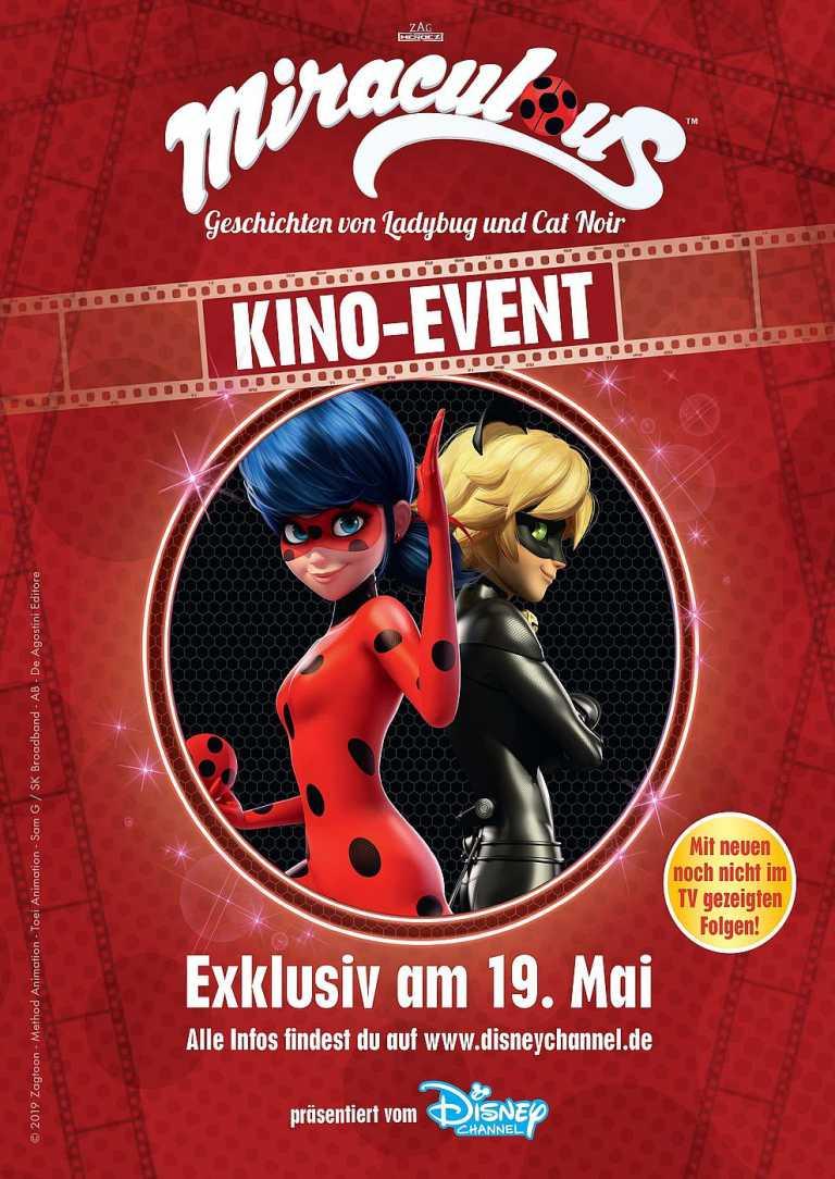 Miraculous - Geschichten von Ladybug und Cat Noir (Poster)