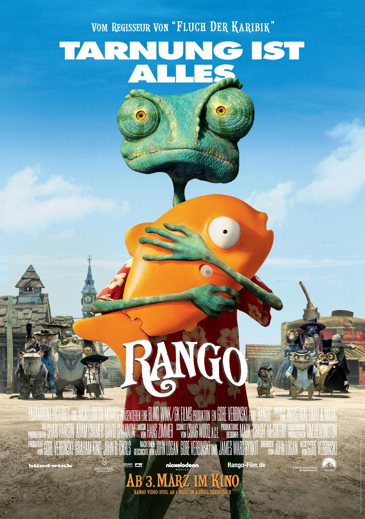 Rango (Poster)
