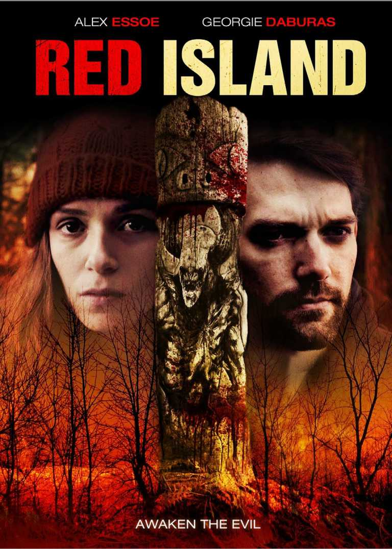 Red Island (Poster)