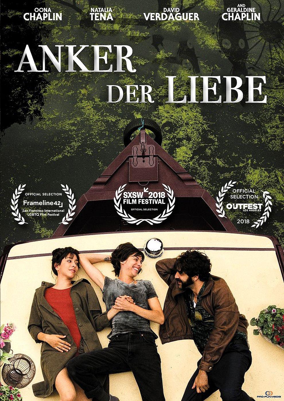 Anker der Liebe (Poster)