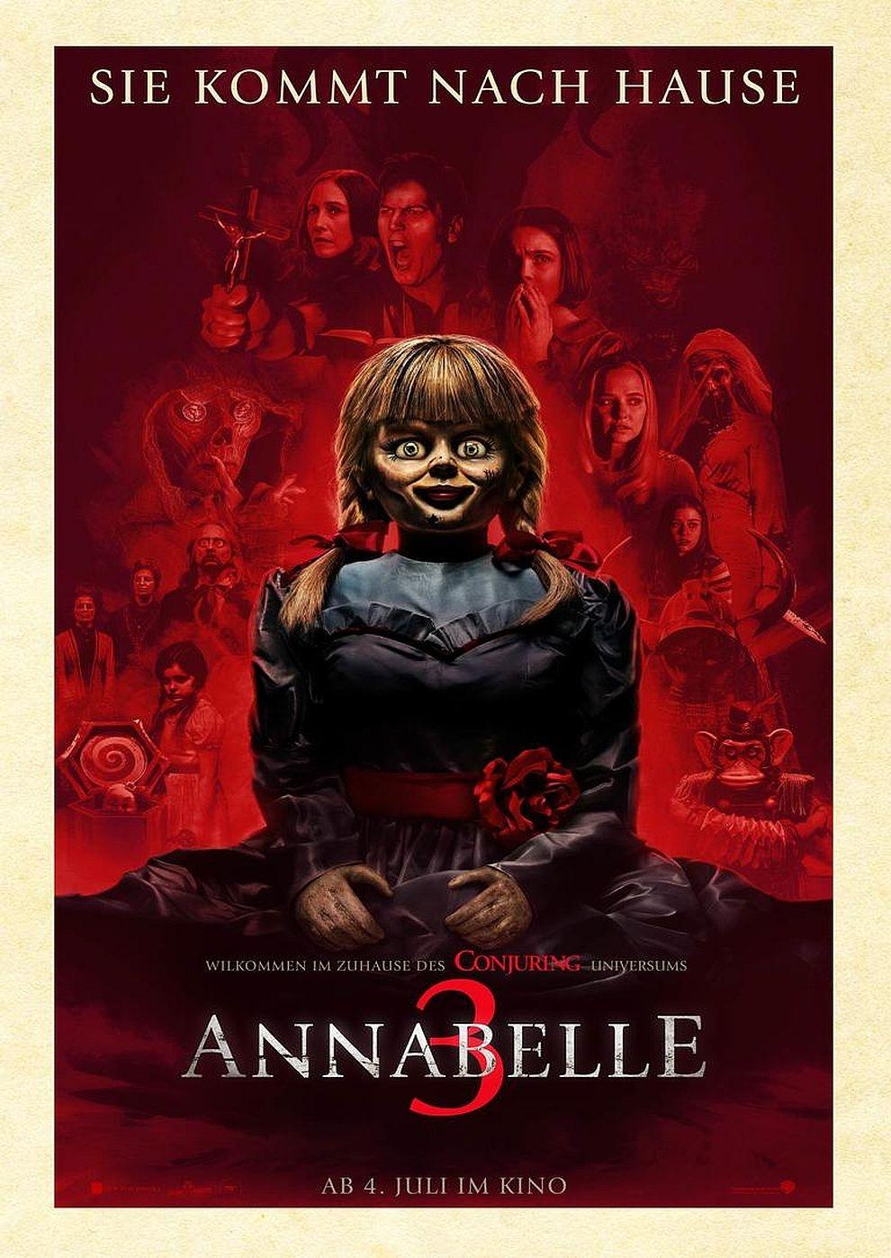 Annabelle 3 (Poster)