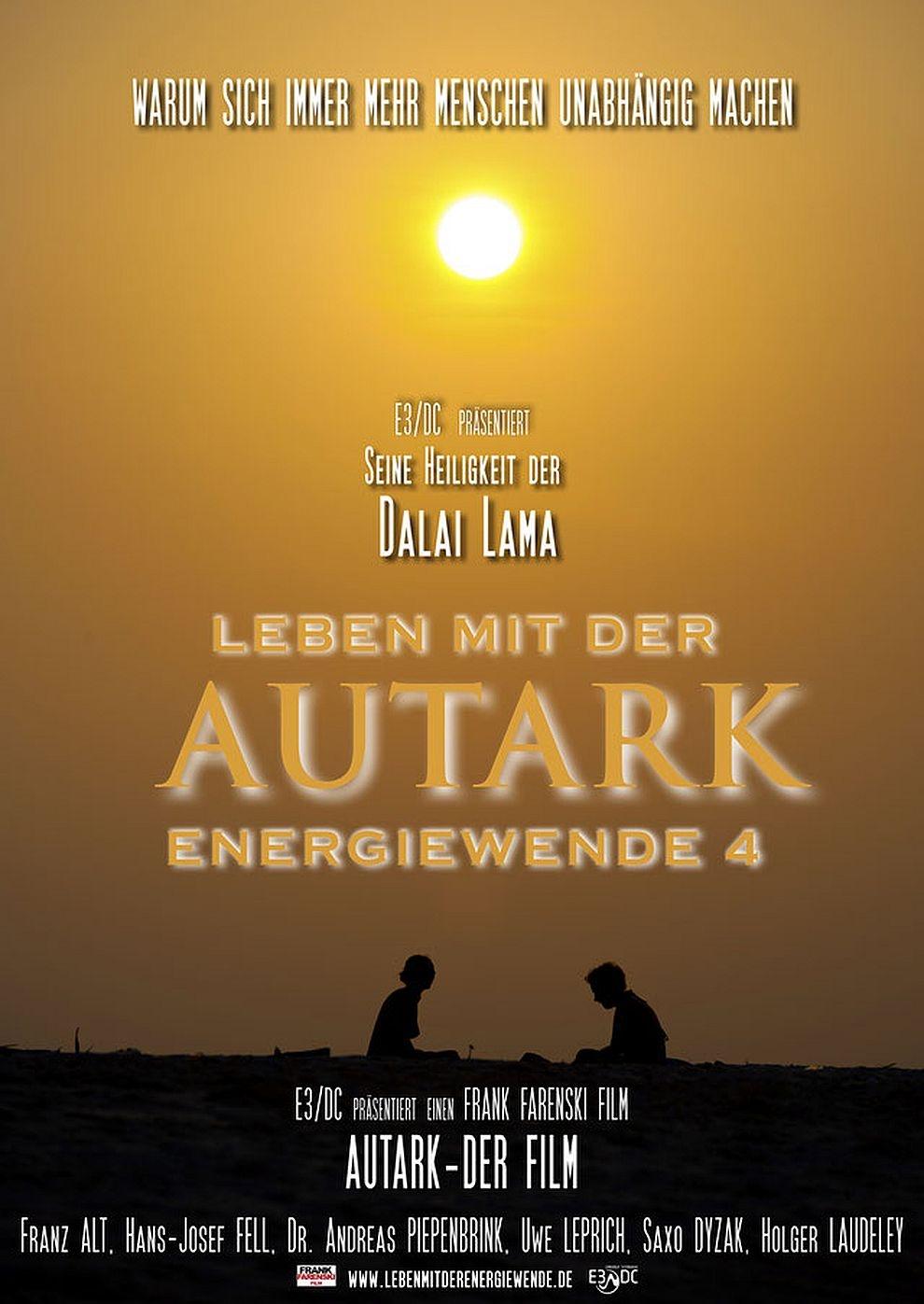 Autark - Leben mit der Energiewende 4 (Poster)