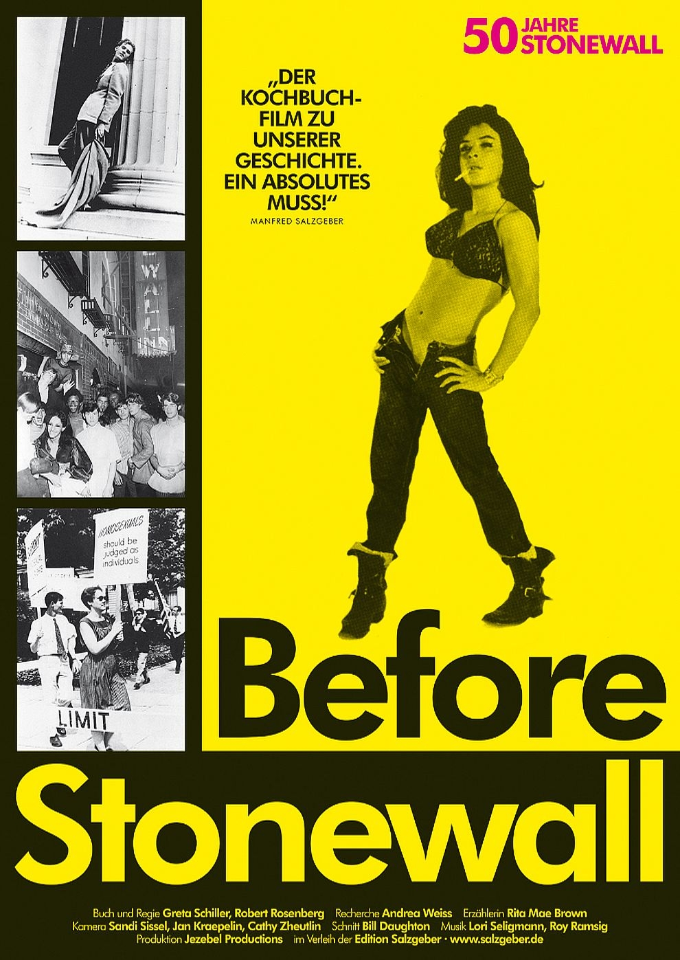 Before Stonewall (Poster)