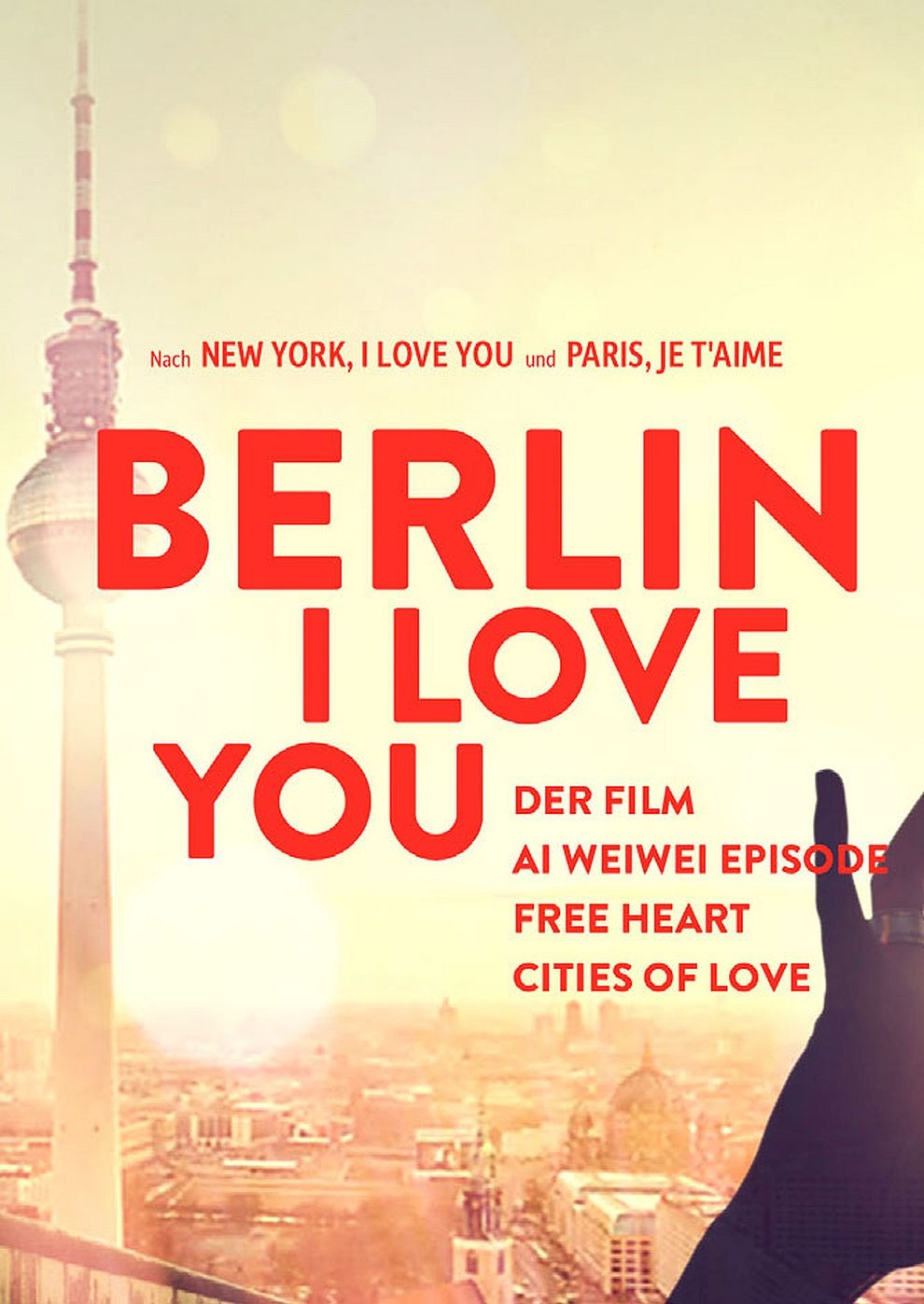 Berlin, I Love You (Poster)