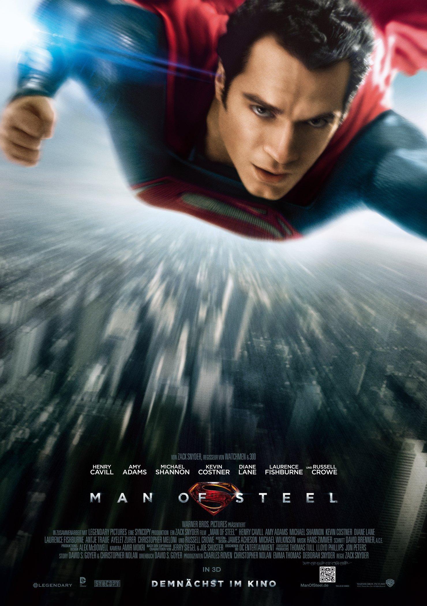 Man of Steel (Poster)