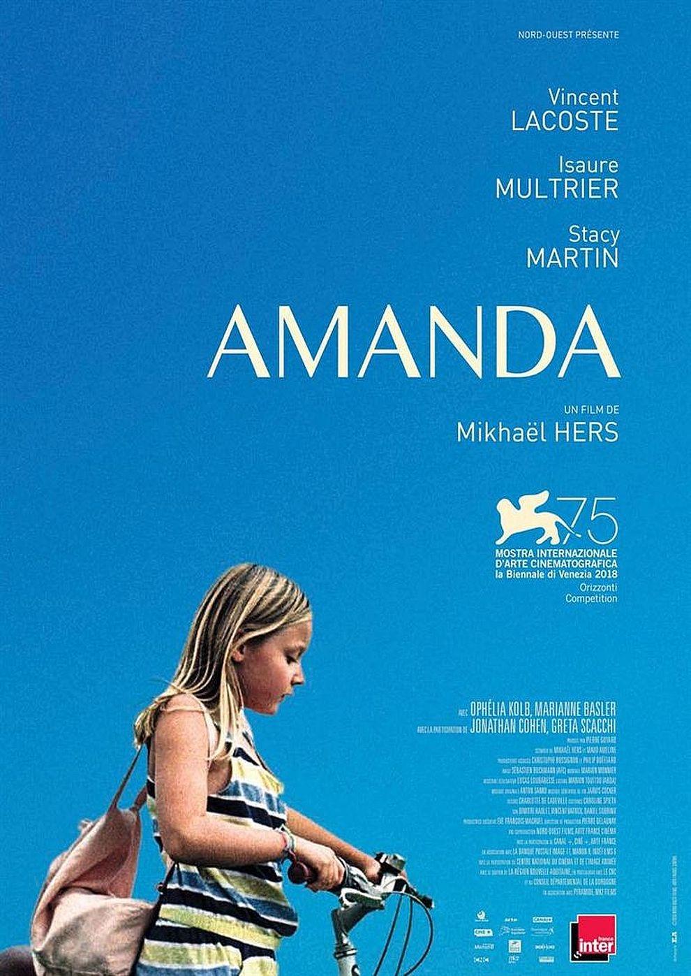 Mein Leben mit Amanda (Poster)