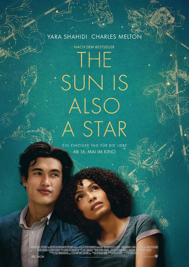 The Sun Is Also A Star (Poster)