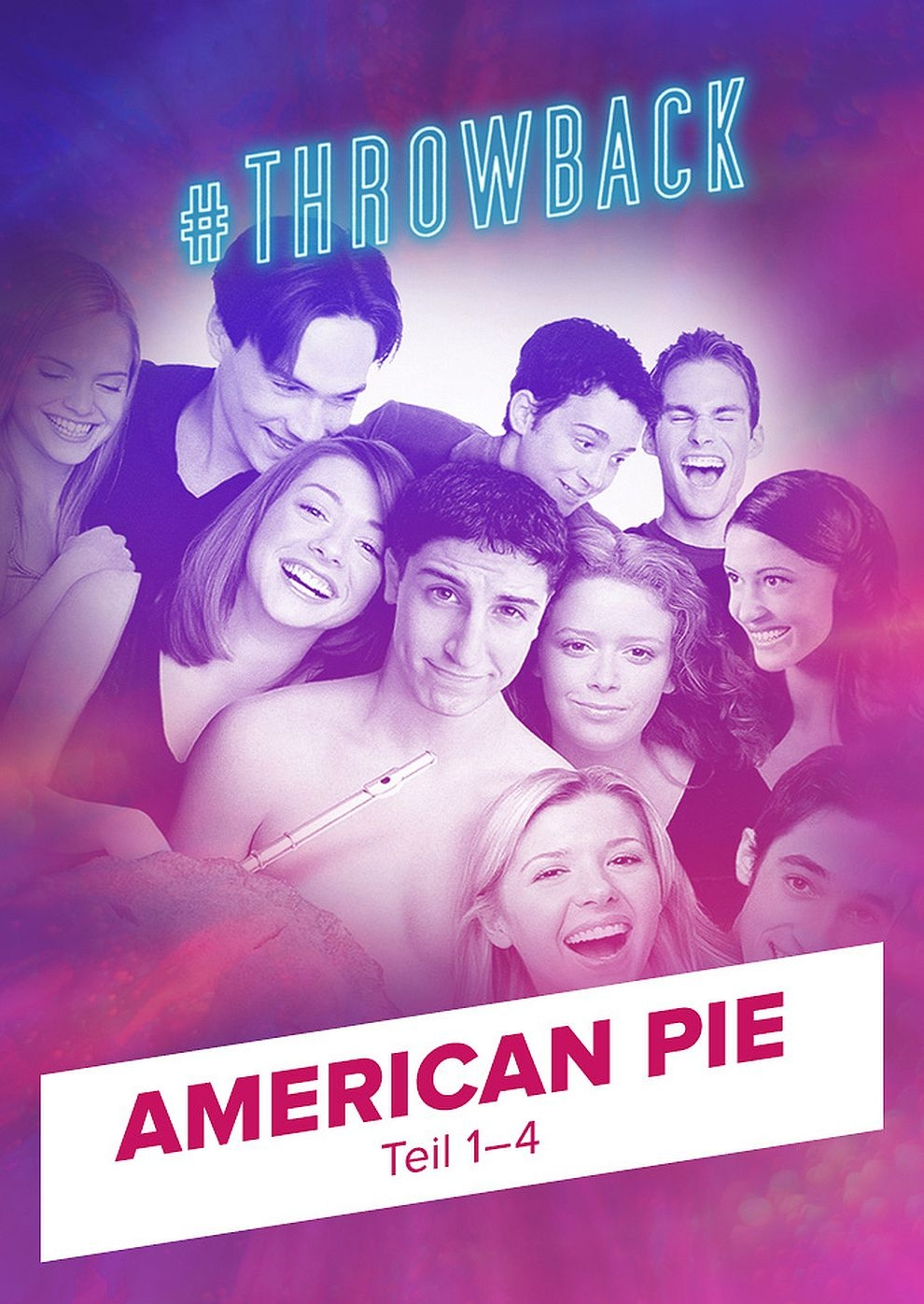American Pie 1 - 4 (Poster)