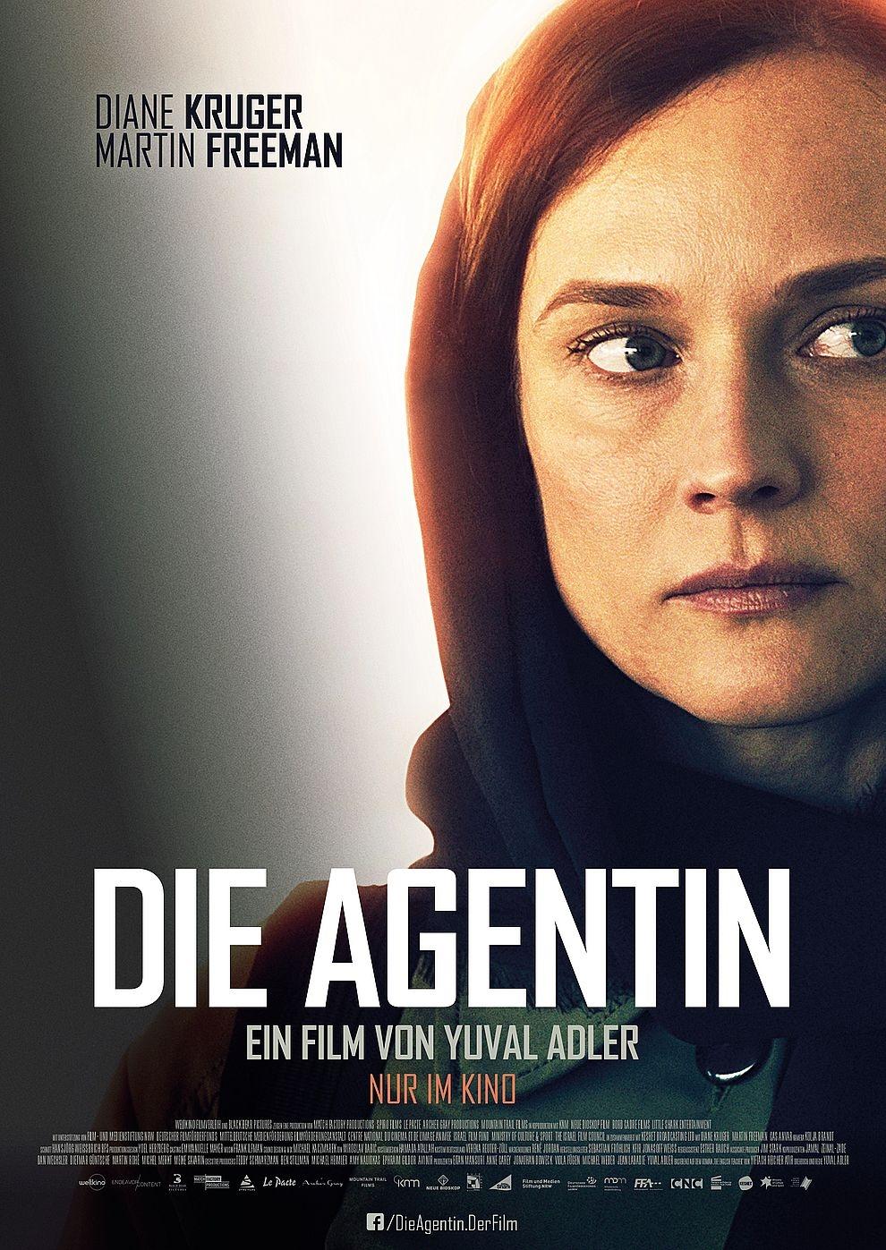 Die Agentin (Poster)