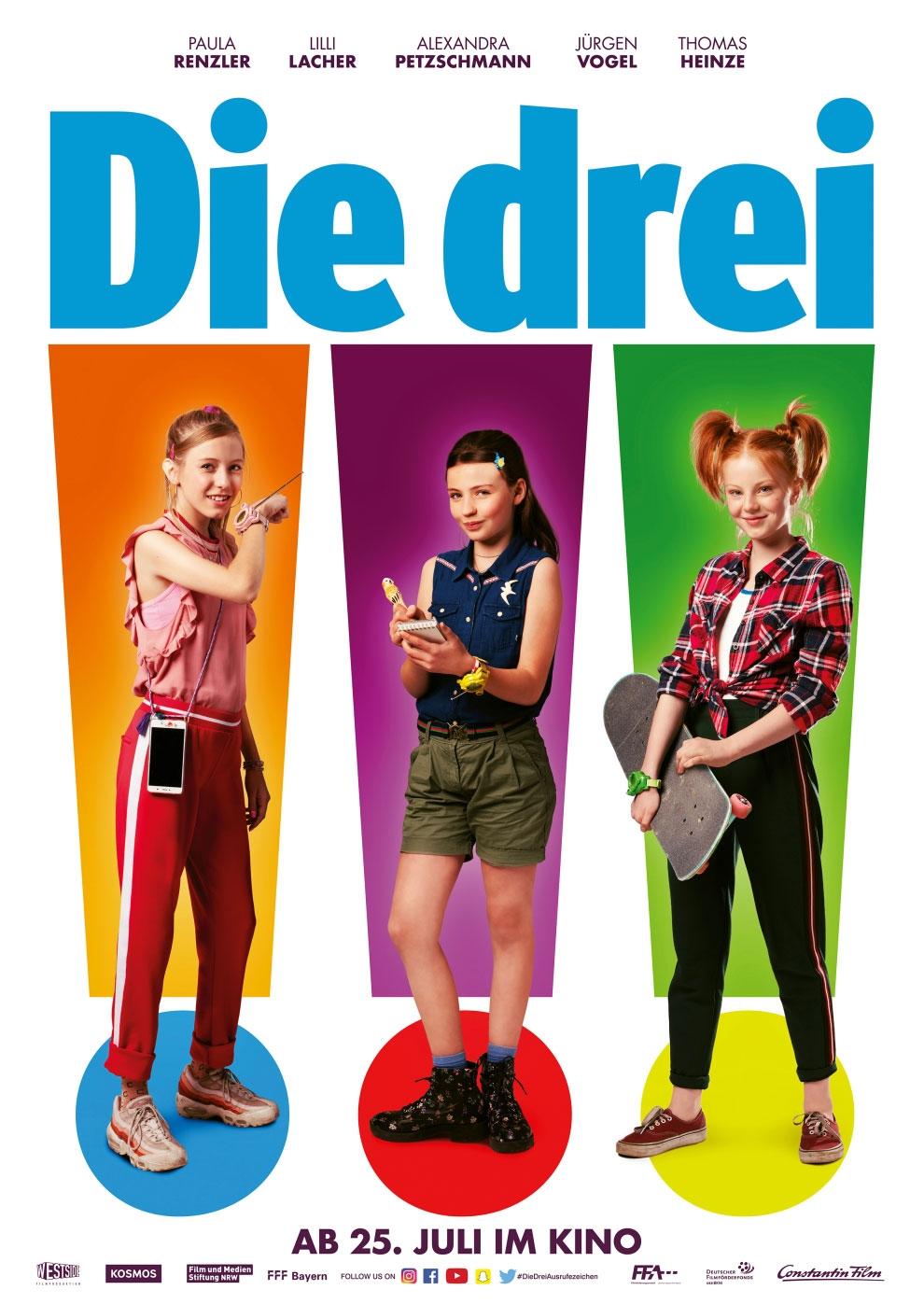 Die Drei !!! (Poster)