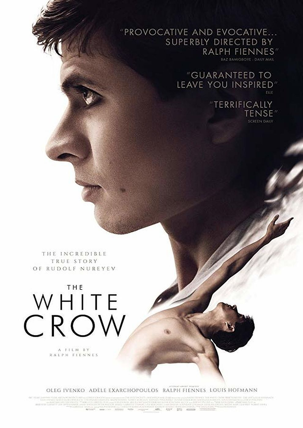 Nurejew - The White Crow (Poster)