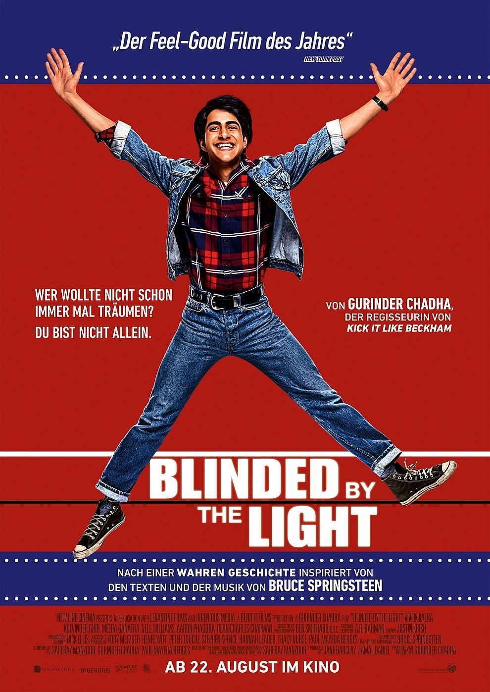 Blinded by the Light (Poster)