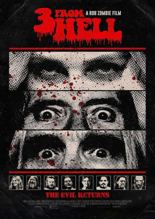 3 From Hell (Poster)