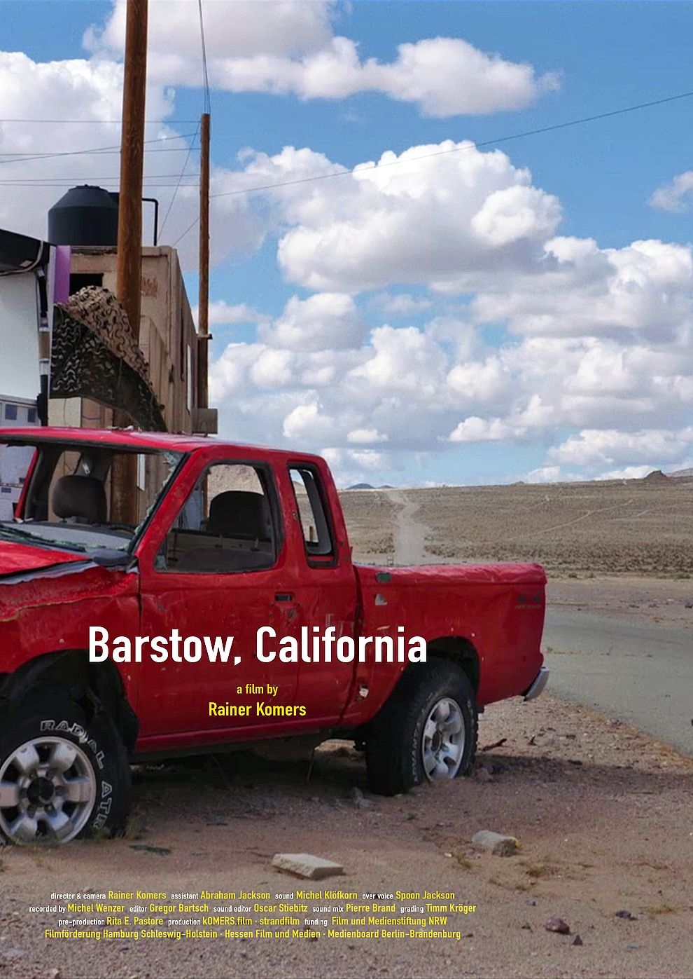 Barstow, California (Poster)