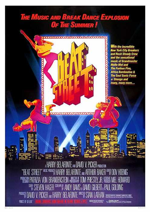 Beat Street (Poster)