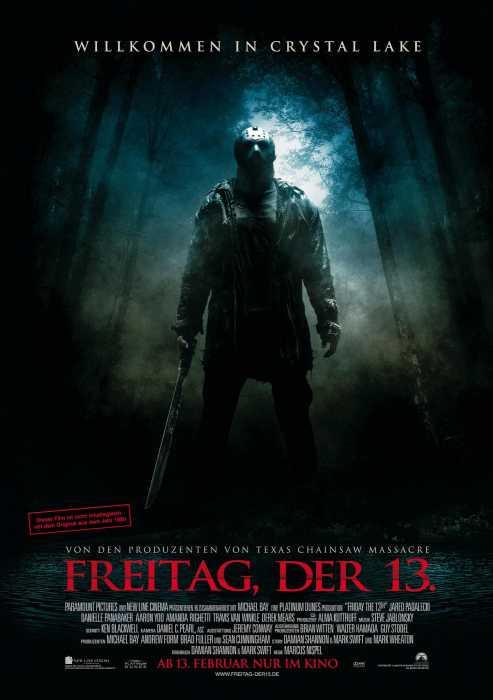 Freitag der 13. (2009) (Poster)
