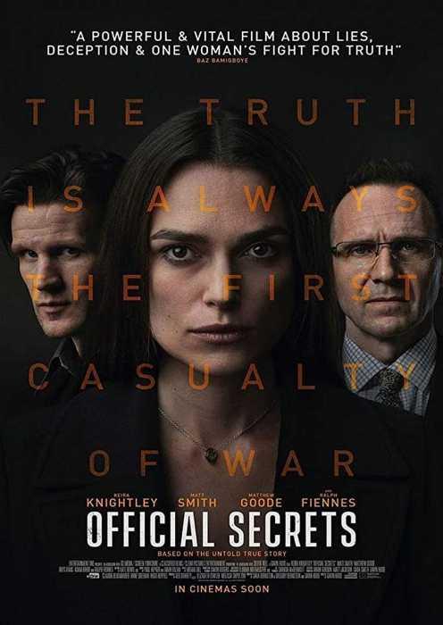 Official Secrets (Poster)