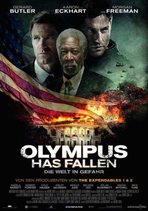 Olympus Has Fallen - Die Welt in Gefahr (Poster)