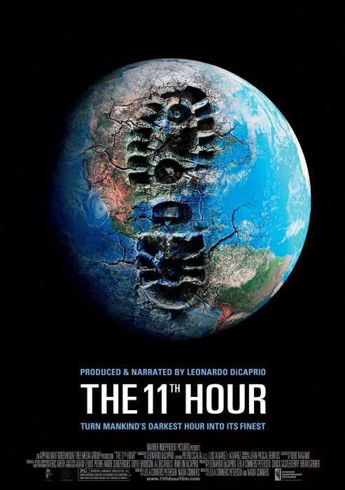 11th Hour - 5 vor 12 (Poster)