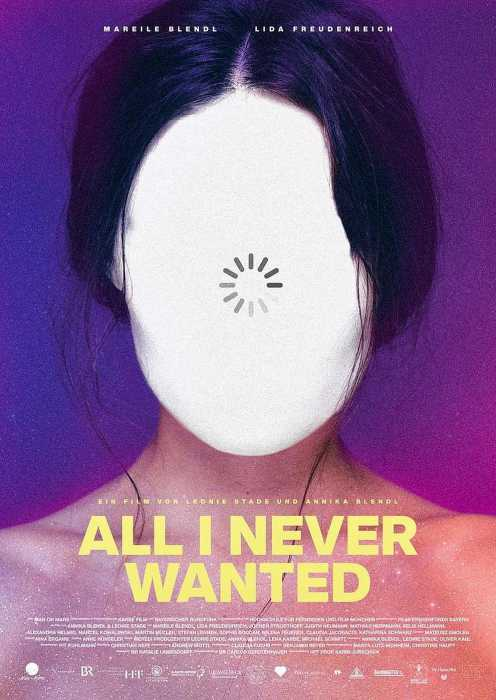 All I Never Wanted (Poster)