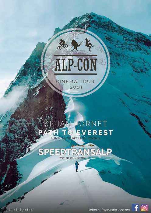 Alp-Con CinemaTour 2019: MOUNTAIN (Poster)