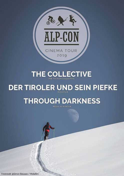 Alp-Con CinemaTour 2019: SNOW (Poster)