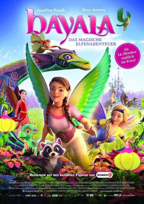 Bayala - Das magische Elfenabenteuer (Poster)