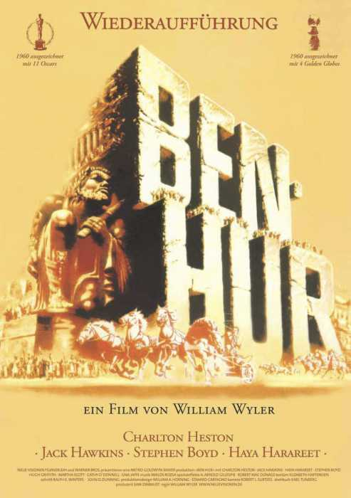 Ben Hur (1959) (Poster)