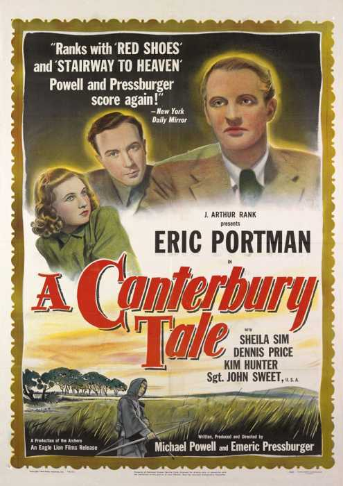 A Canterbury Tale (Poster)