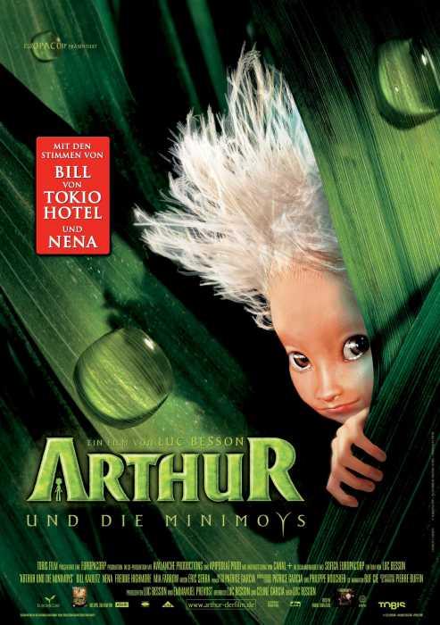 Arthur und die Minimoys (Poster)