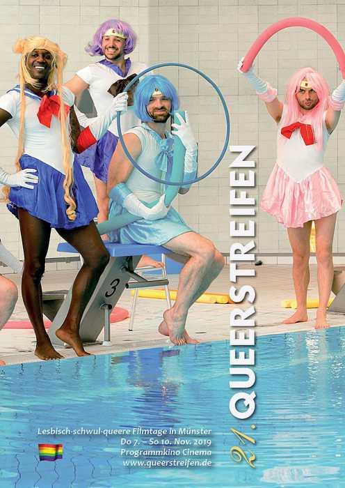 Best of 30th Lesbisch Schwule Filmtage Hamburg (Poster)