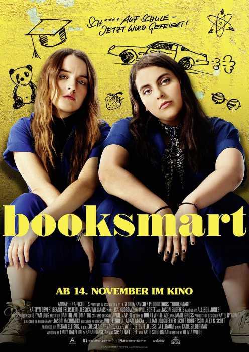 Booksmart (Poster)