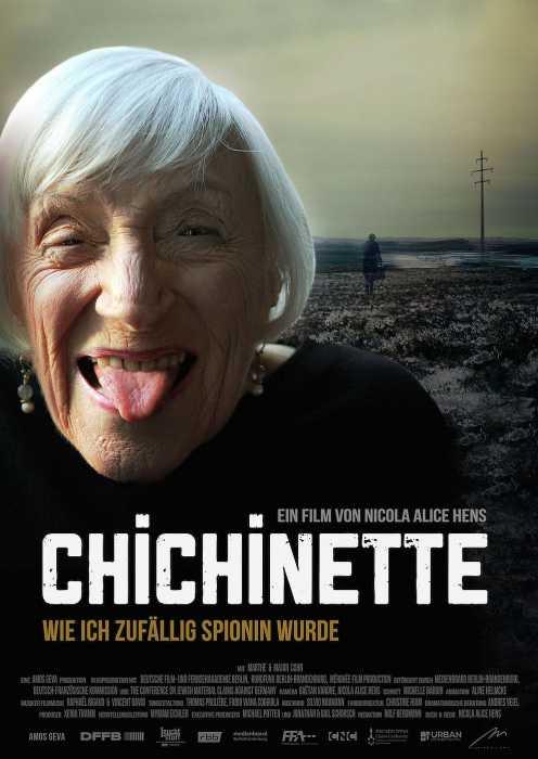 Chichinette - Wie ich zufällig Spionin wurde (Poster)