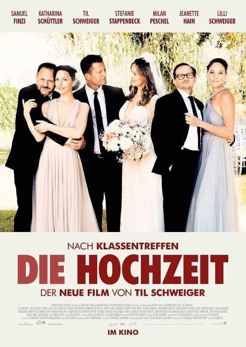 Die Hochzeit (2020) (Poster)