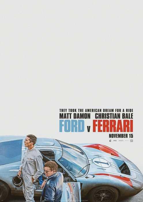 Le Mans 66 - Gegen jede Chance (Poster)