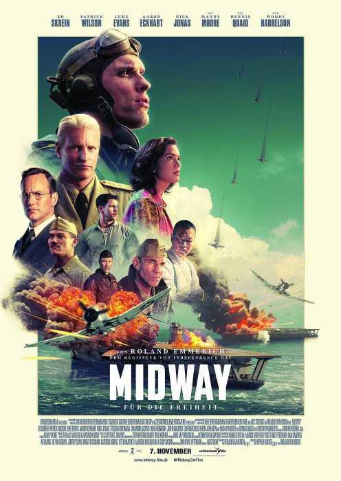 Midway - Für die Freiheit (Poster)