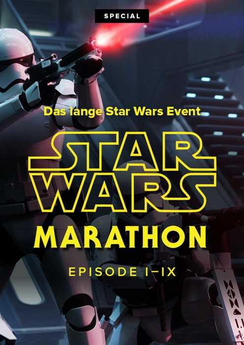Star Wars Episode I-IX (Poster)