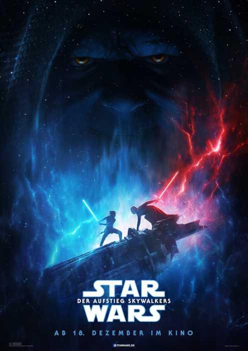 Star Wars: Der Aufstieg Skywalkers (Poster)