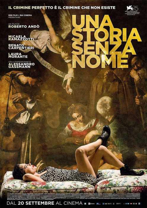Eine Geschichte ohne Namen (Poster)