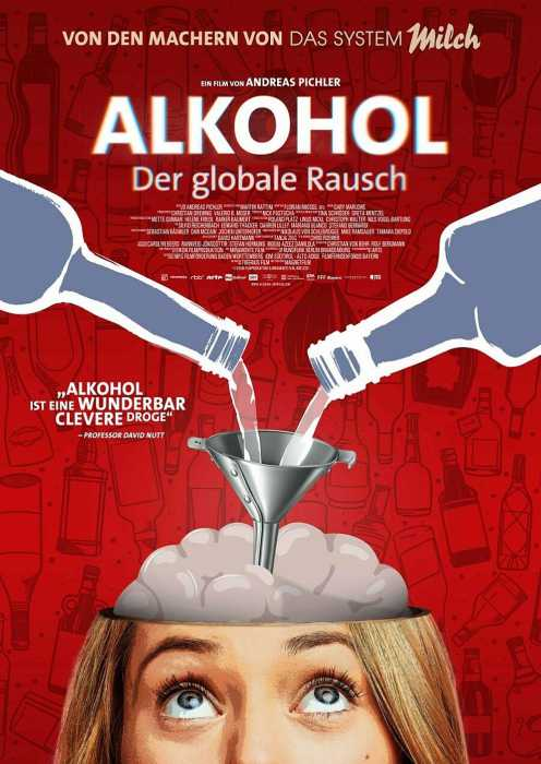 Alkohol - Der globale Rausch (Poster)