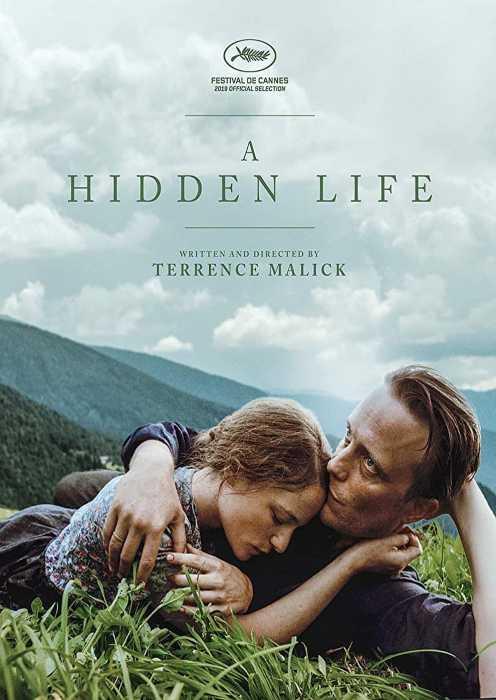 Ein verborgenes Leben (Poster)