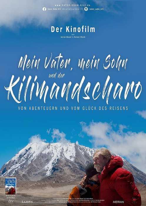 Mein Vater, mein Sohn und der Kilimandscharo (Poster)