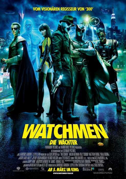 Watchmen - Die Wächter (Poster)
