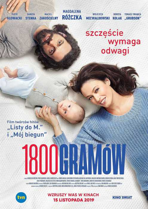1800 gramów (Poster)