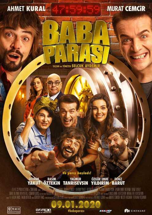 Baba Parasi (Poster)
