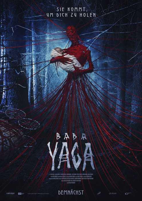 Baba Yaga (Poster)