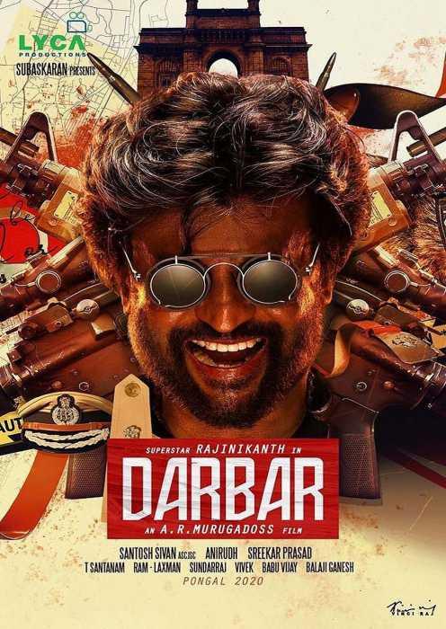 Darbar (Poster)