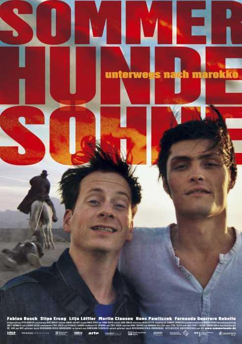 SommerHundeSöhne (Poster)